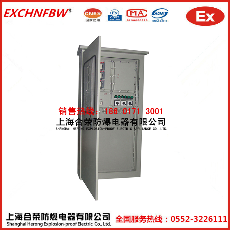 防爆配电柜带监视玻璃防爆配电柜